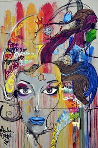 Street pice of art