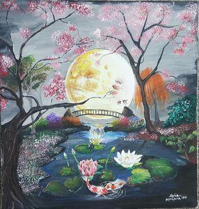 Moon Lit