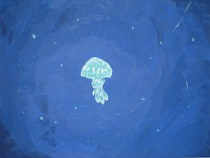 The Lone Jellyfish