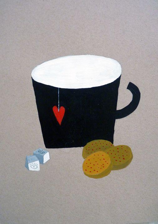 Breakfast - Leon Gutierrez