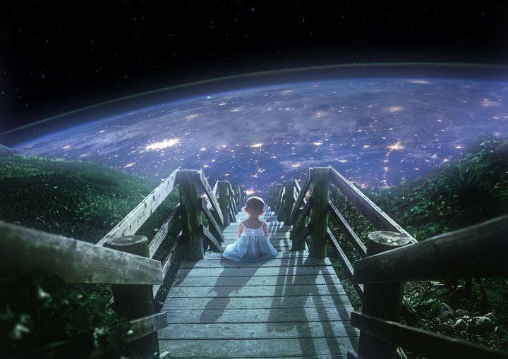 Space Child - mtforlife66