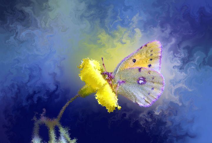 butterfly - Alexander Del Rey