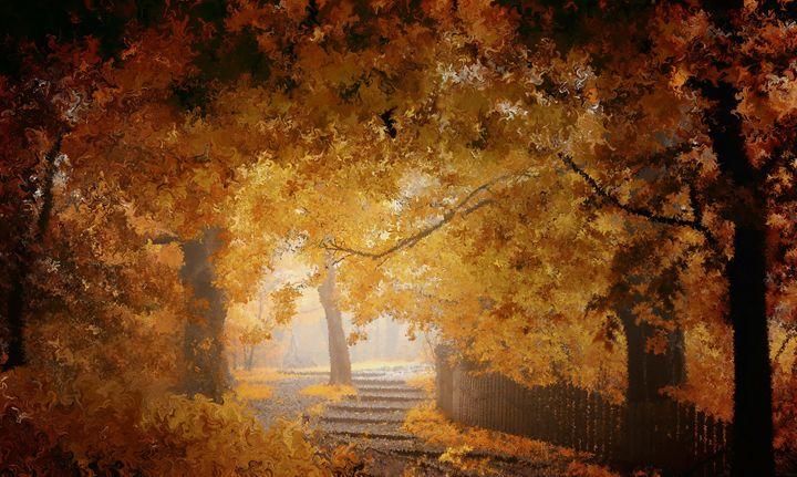 autumn - Alexander Del Rey