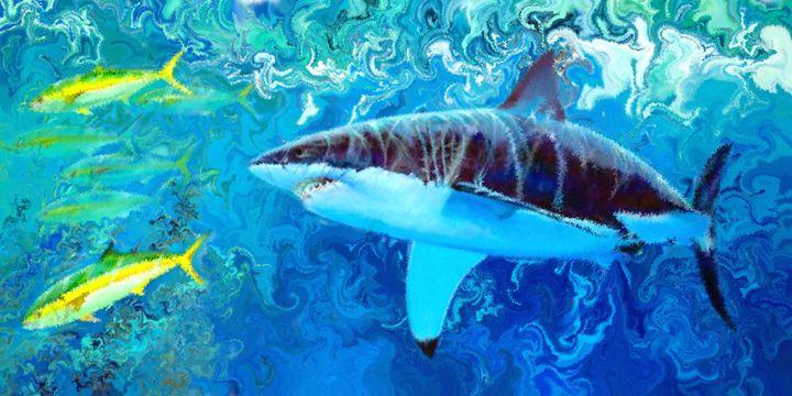 shark - Alexander Del Rey