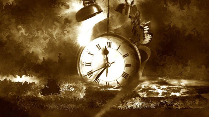 time -50% off - Alexander Del Rey