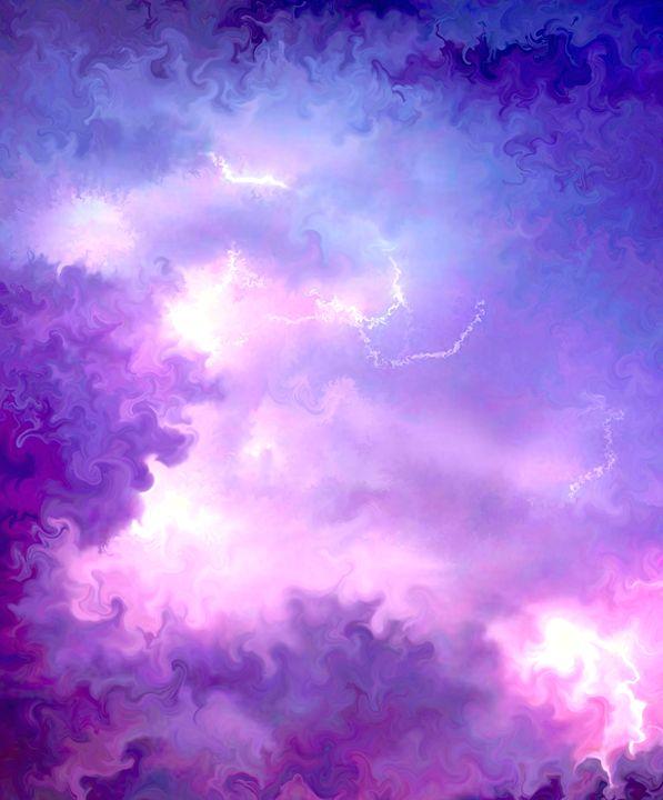 Lightning and thunder - Alexander Del Rey