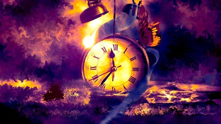 time -2 -50% off - Alexander Del Rey