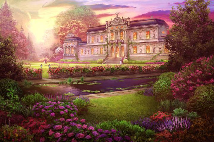 palace - Alexander Del Rey