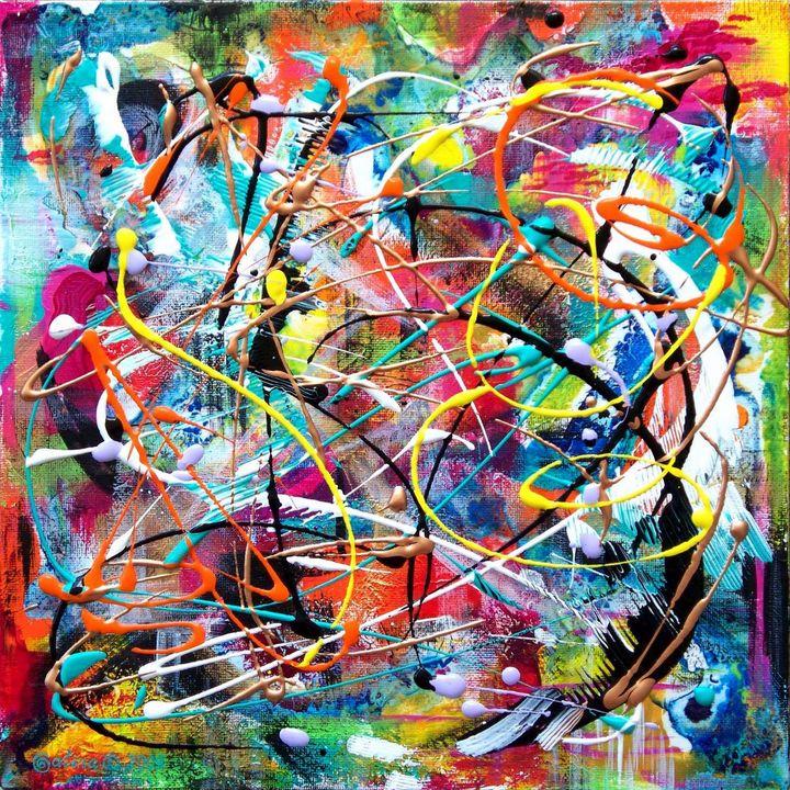 Intrigue 12 - Caribe Art