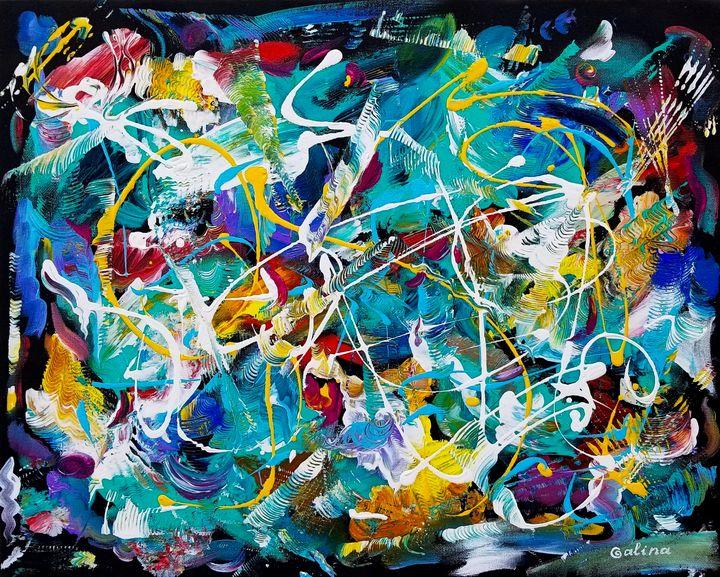 Cosmic Vibrations 0521 - Caribe Art