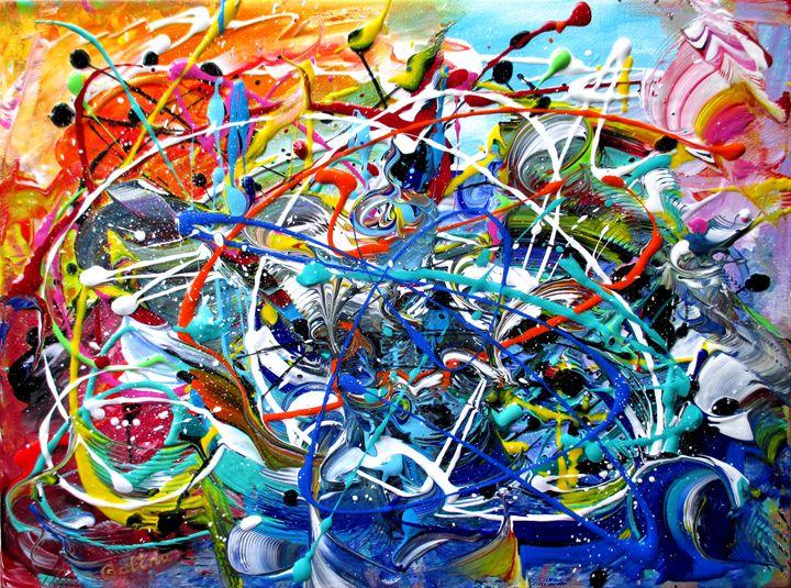Storm - Caribe Art