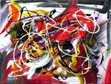 "Original painting 12 x 16"""