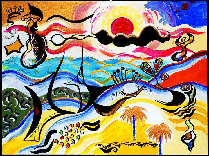 Puerto Rico - Caribe Art