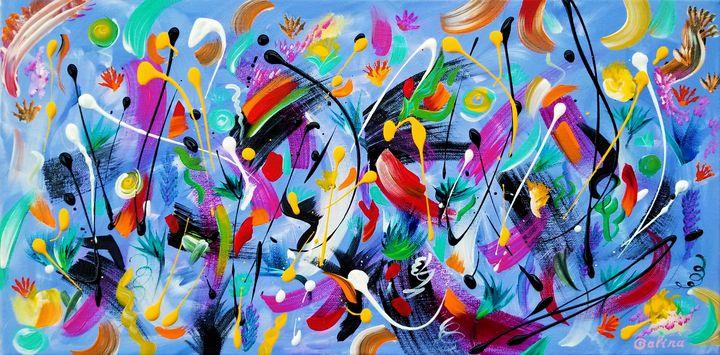 Fiesta of Colors - Caribe Art
