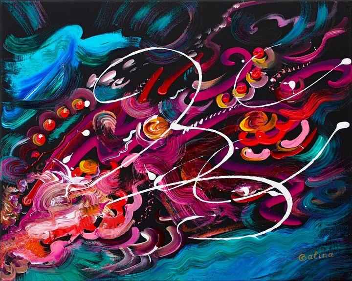 Pink Tide 1 - Caribe Art