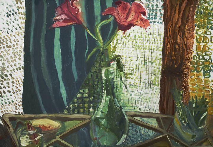 lillies vivisection - sipapuni art