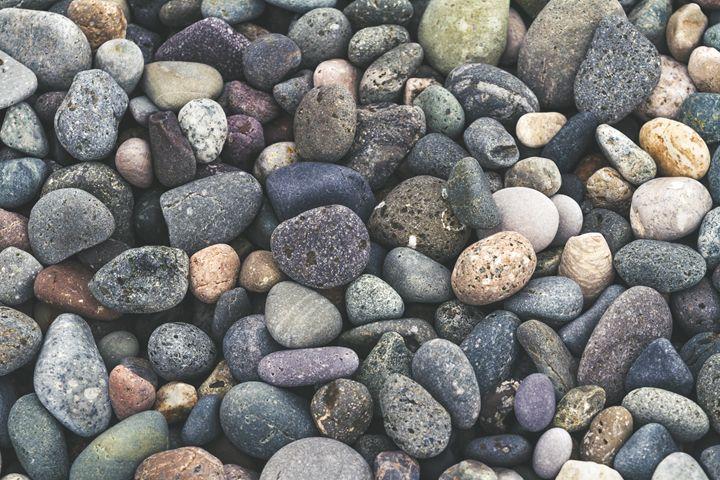Sea pebble. - Tartalja