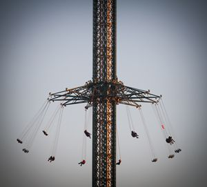 Amusement ride.