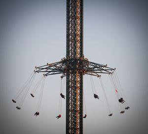 Amusement ride.