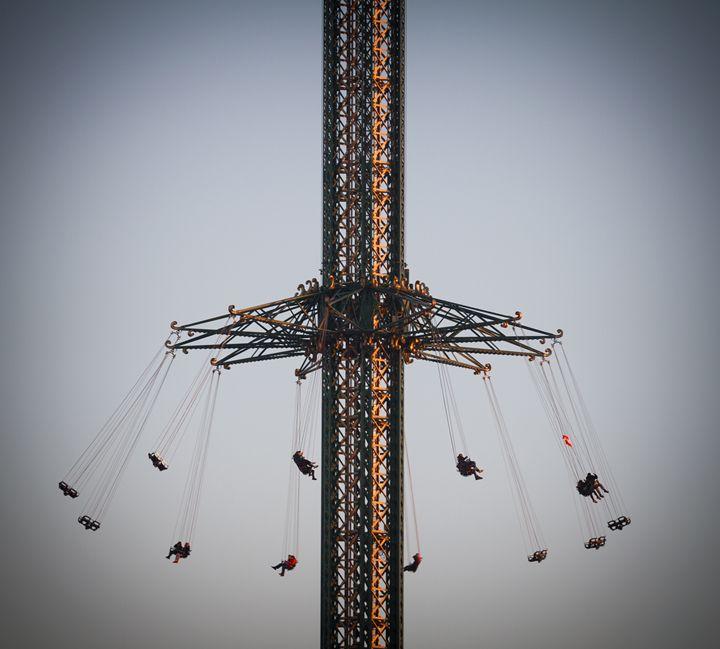 Amusement ride. - Tartalja