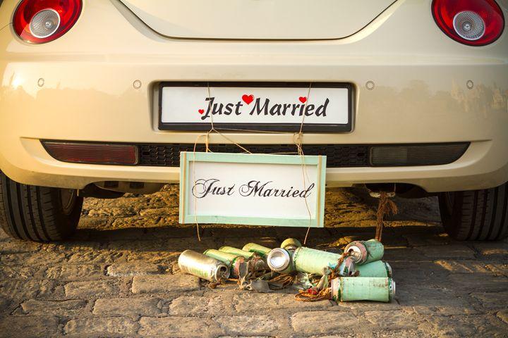 Just married. - Tartalja