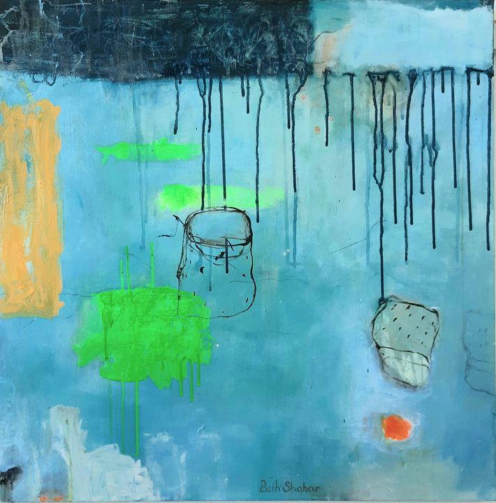 Something in the Air - Beth Shahar