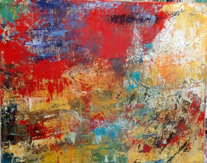 Red Rain - Beth Shahar