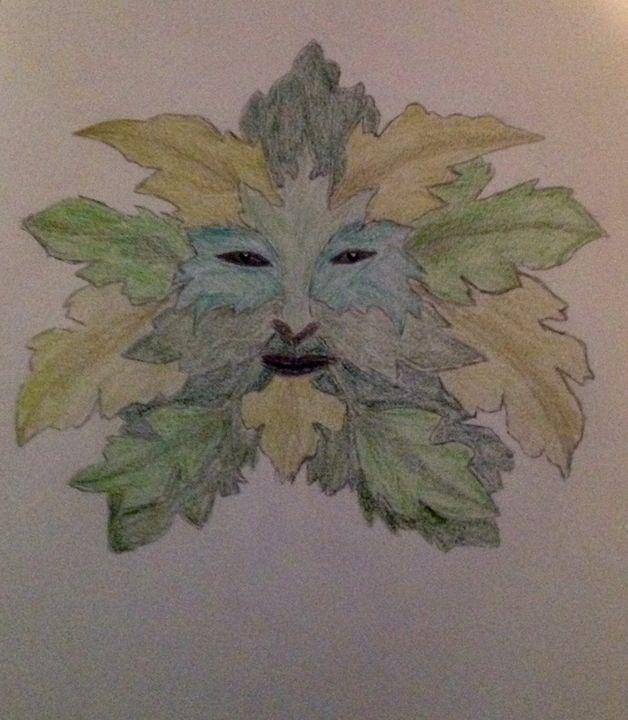 Green man - Jessica Free