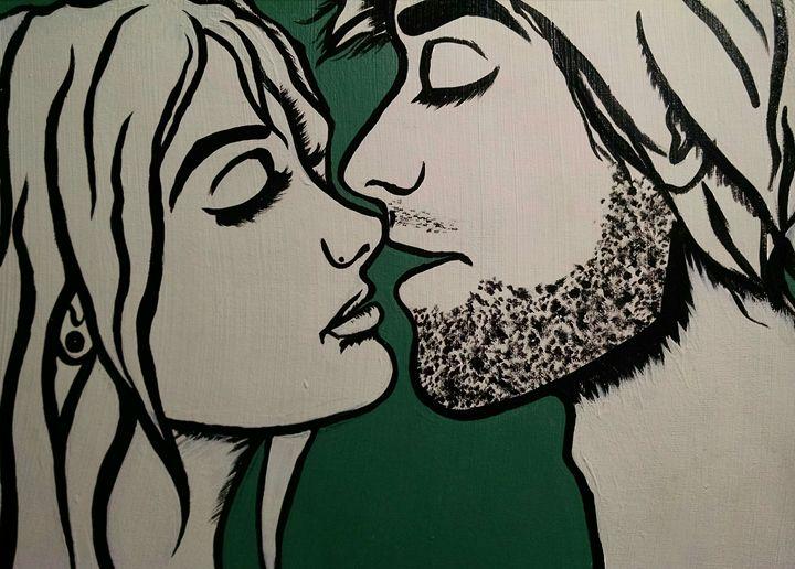 Last first kiss - Inkonthepaige