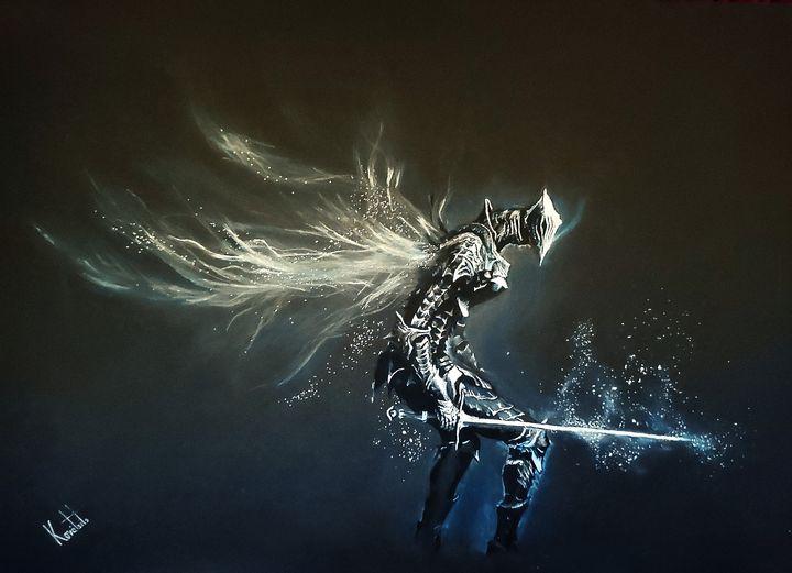 Boreal Outrider Knight - Krisztián Kovátsits