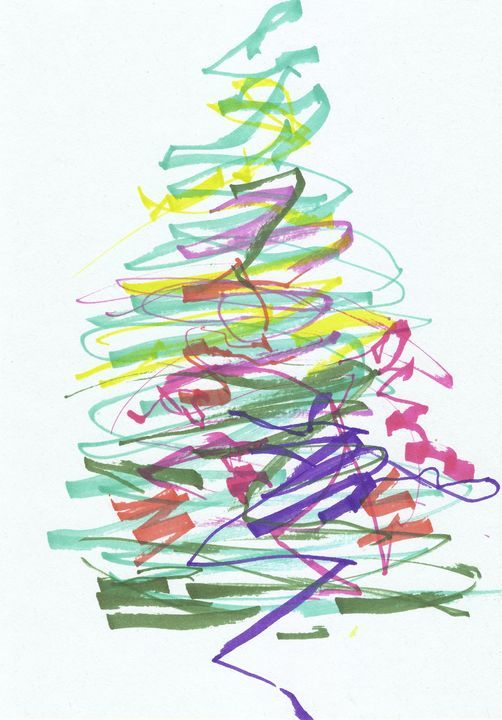 scent of christmas - Nataliia Belozerova