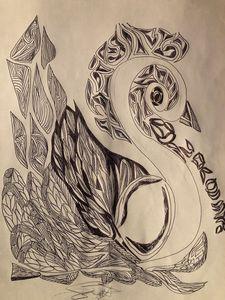 White Swan-Art