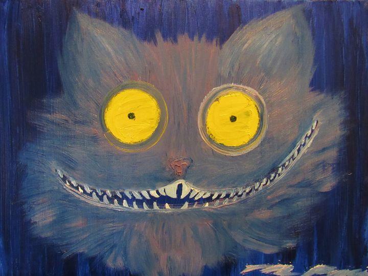 Cheshire Cat - MarilynTye