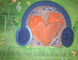 Two of Hearts - MarilynTye