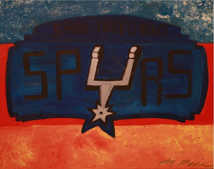 San Antonio Spurs - MarilynTye