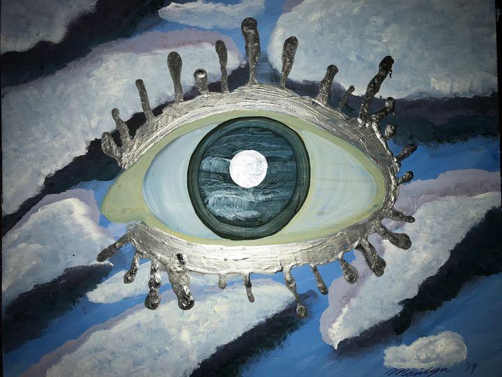 Ocean Eyes - MarilynTye