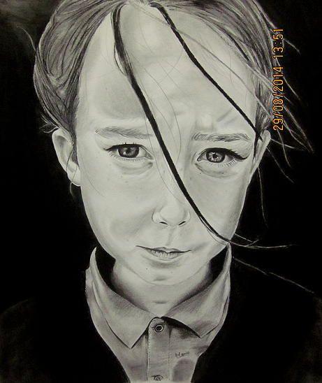 Against child abuse - Manu Artworks