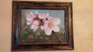 Apple blossom 1 - Shirin Moinvaziri