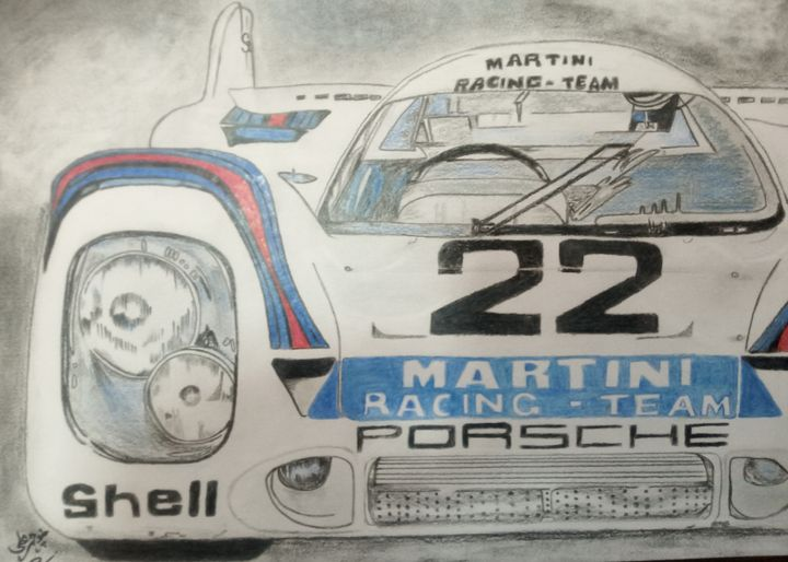 Porsche - Manu's Magic