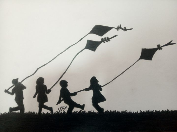 Kite Runner - Manu's Magic