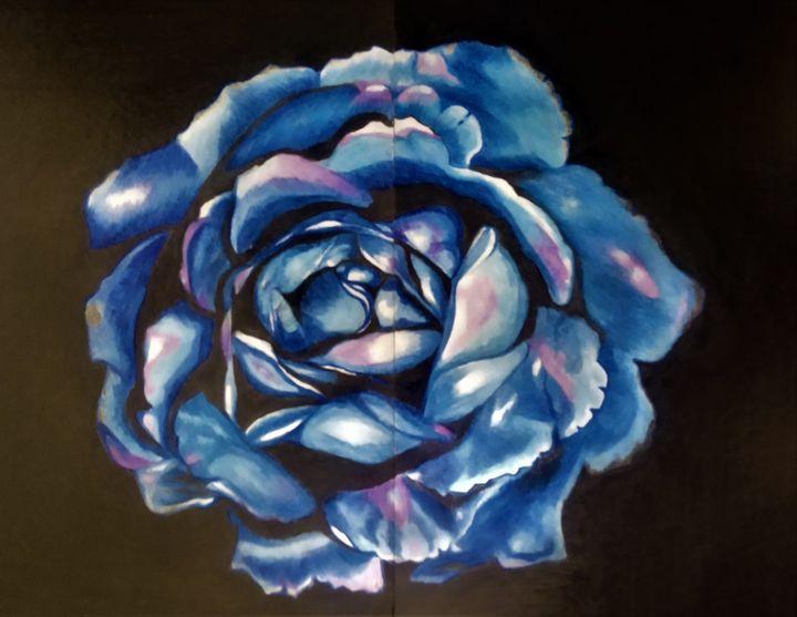 Roses are Blue - Manu's Magic