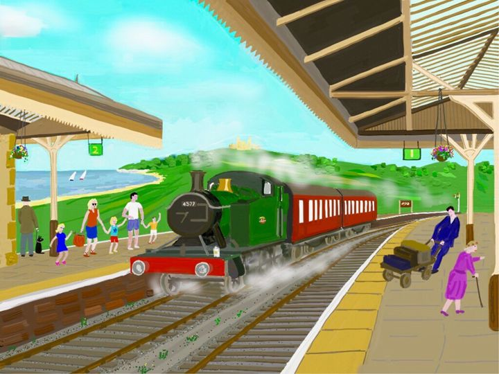 GWR Branch - Steam Dreams