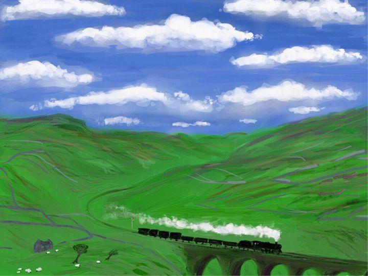 Pennine Frieght - Steam Dreams