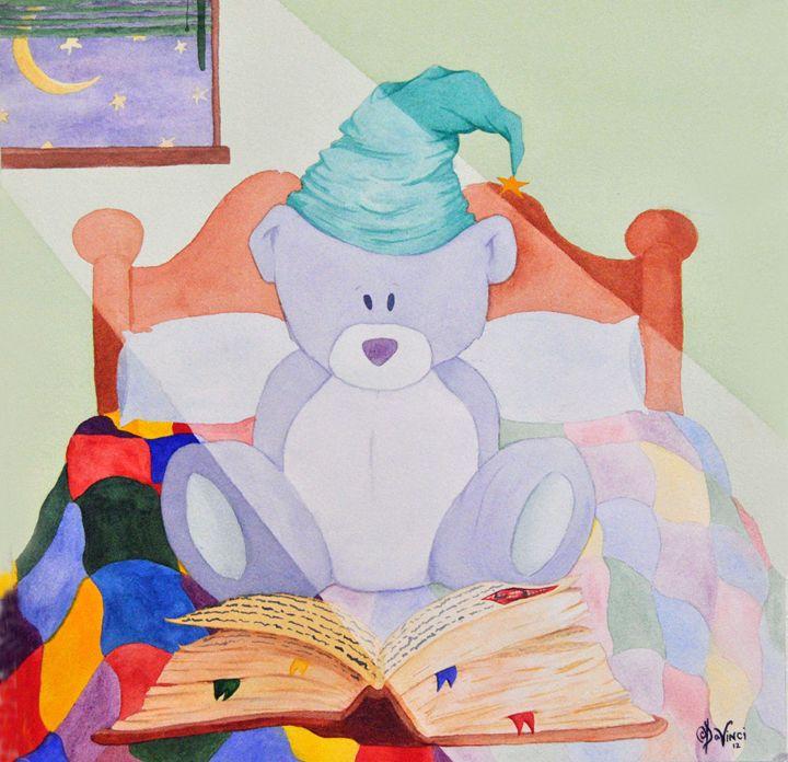 Sleepytime Bear - Ani DaVinci