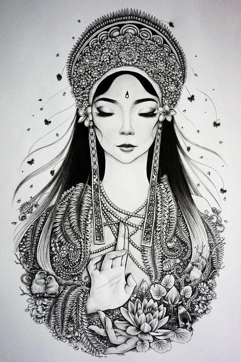 In Harmony - Luh De Widiya