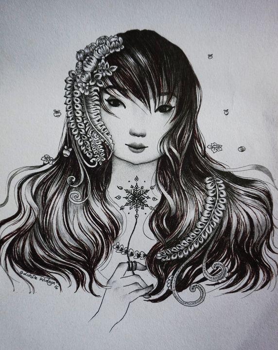 Snow girl - Luh De Widiya
