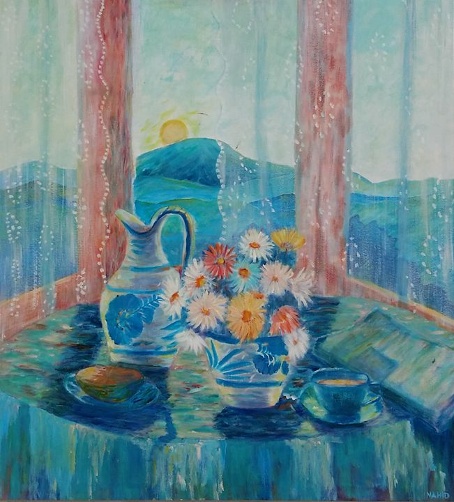 Good Morning - Cindy Omidi