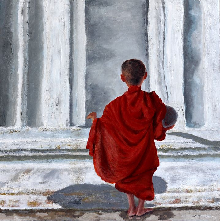 Little Monk - Shreya Rane