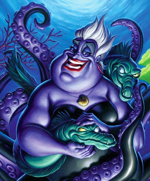 Ursula - Darryl Laforteza