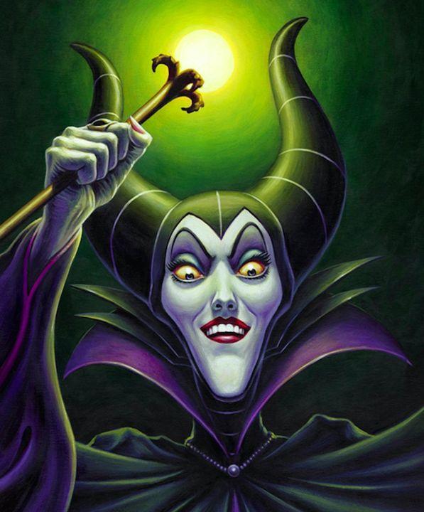 Maleficent - Darryl Laforteza